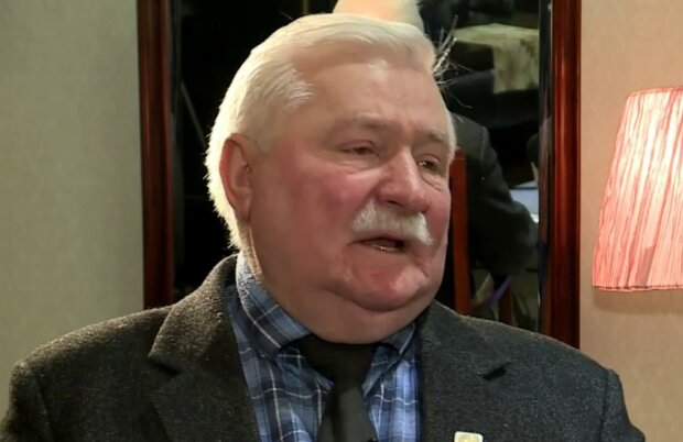 Lech Wałęsa/screen Youtube @Telewizja Echo24