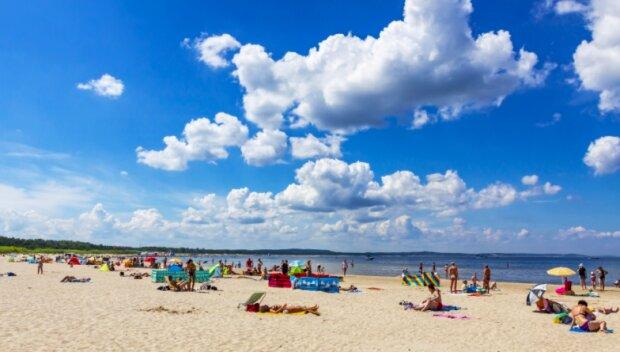 Jak wyglądał weekend nad Bałtykiem? / emerging-europe.com