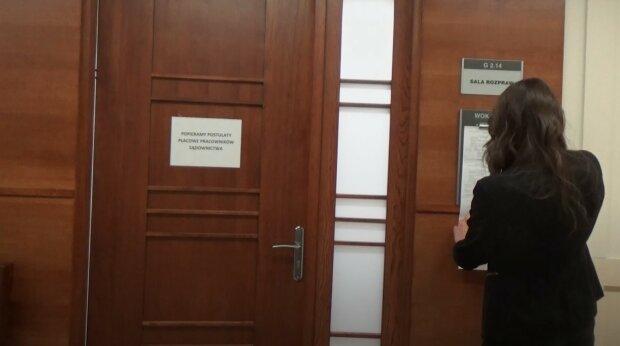 Sąd Okręgowy w Gdańsku źródło YouTube