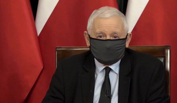Jarosław Kaczyński. Źródło: Youtube TVP Info