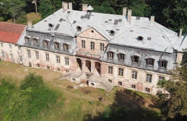 Pałac Minkowskie/ screen youtube