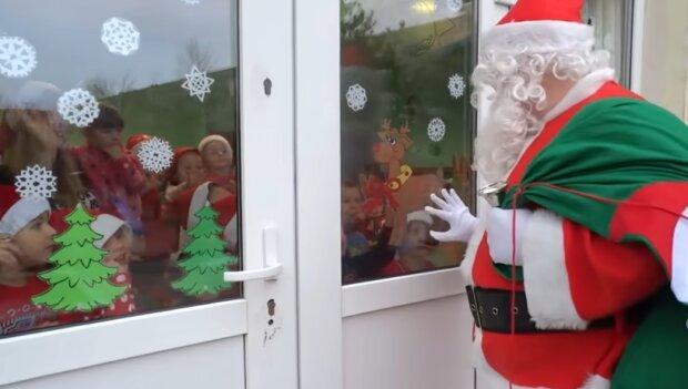 Święty Mikołaj/ screen youtube