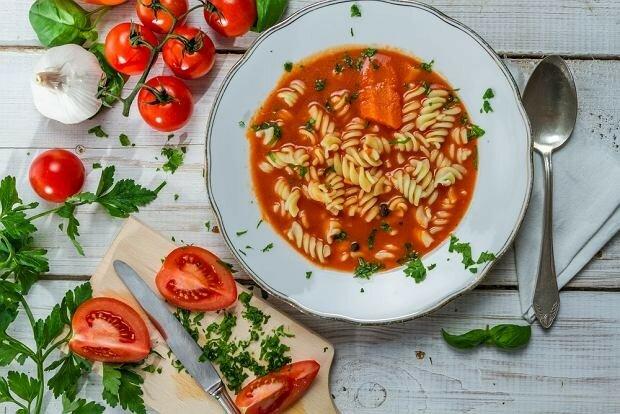 Zupa pomidorowa – czy aby na pewno robisz ją dobrze?
