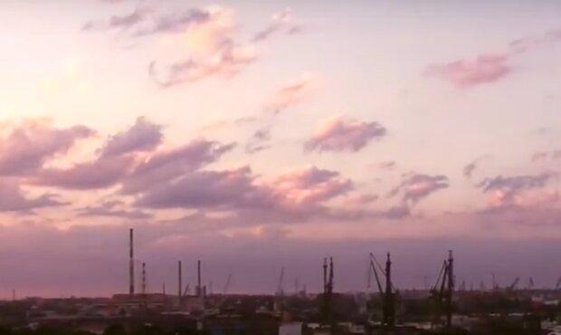 Gdańsk: świetne miejsce na spacer w grudniowej atmosferze. Schody na ten punkt widokowy są już prawie gotowe
