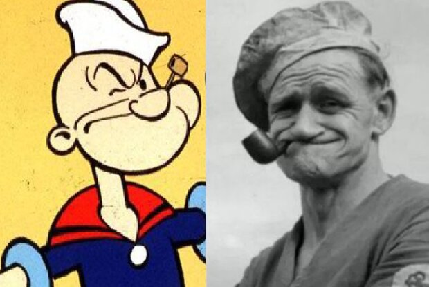 Tego się nie spodziewałeś! Słynny marynarz Popeye był Polakiem