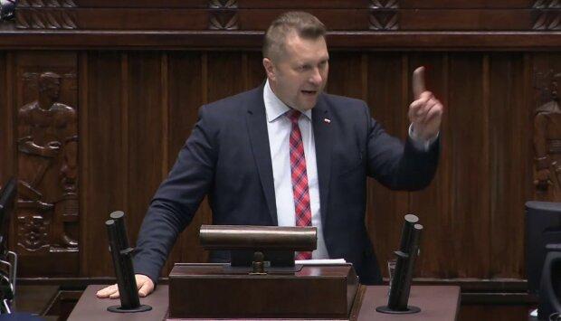 Przemysław Czarnek/Youtube @Janusz Jaskółka