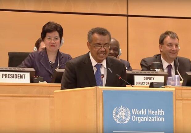 Światowa Organizacja Zdrowia / YouTube: World Health Organization (WHO)