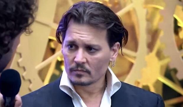 Johnny Depp. Źródło: youtube.com