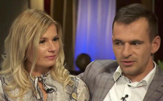 """Ilona i Adrian z """"Rolnik szuka żony/screen Youtube @Rolnik szuka żony TVP"""