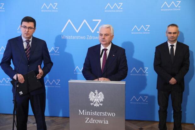 Ministerstwo Zdrowia, źrodło: Wp.pl