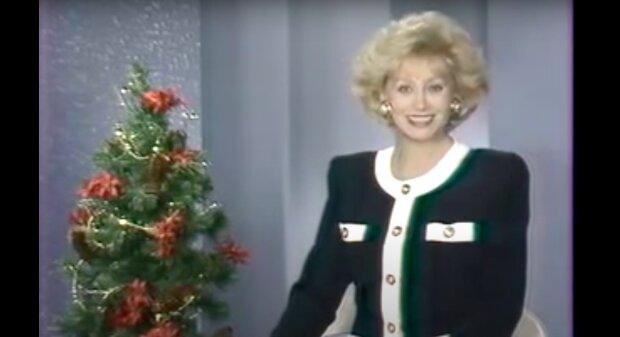 program świąteczny, screen YT