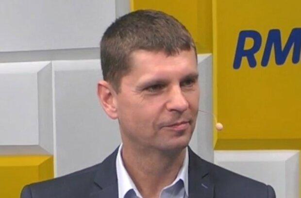 Dariusz Piontkowski/screen Youtube @RMF FM
