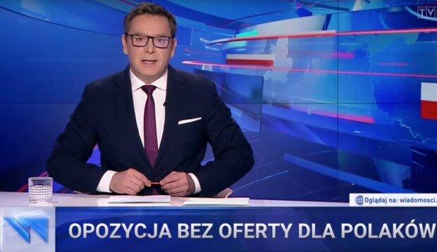 Wiadomości TVP/Youtube @Polska z Prawej Strony