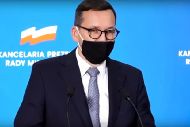 Mateusz Morawiecki / YouTube: Onet News