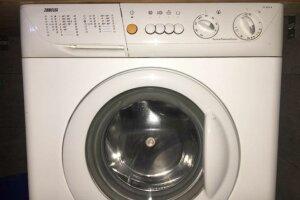 Policjanci znaleźli poszukiwanego mężczyznę w pralce, źródło: Radio ESKA