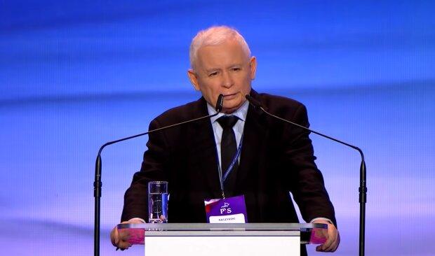 Jarosław Kaczyński/ YouTube @Janusz Jaskółka