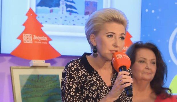 Agata Duda/ YouTube @Polskie Radio