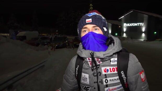 Kamil Stoch/ YouTube:  Skijumping