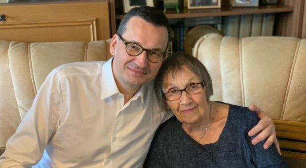 PAP poinformowała o urodzinach matki Mateusza Morawieckiego, źródło: Telewizja Republika