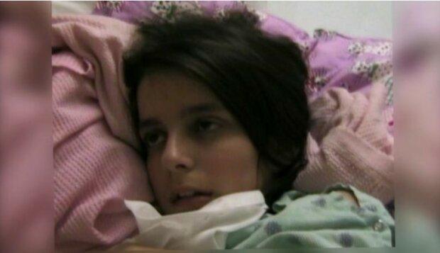 """Po spędzeniu 4 lat w śpiączce """"obudziła się"""", screen Google"""