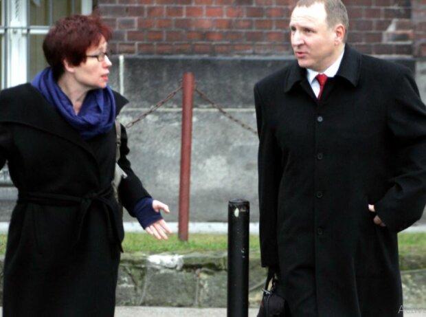 Monika Kurska i Jacek Kurski. Źródło: fakt.pl