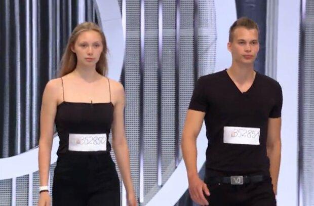 Top Model/screen mat. prasowe TVN