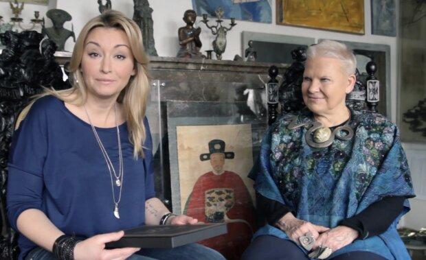 Elżbieta Dzikowska. Źródło: youtube.com