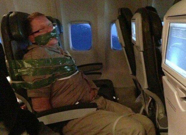 Niewiarygodne, co  ten pasażer chciał wnieść na pokład. Takie rzeczy tylko w Rosji