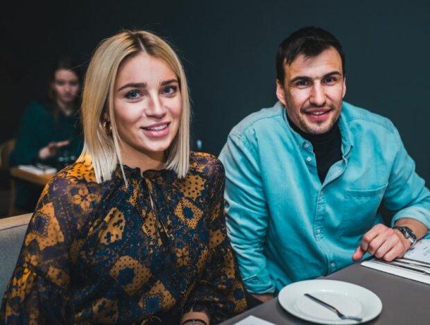 Jarosław Bieniuk i Marta Gliwińska. Źródło: galeria.trojmiasto.pl