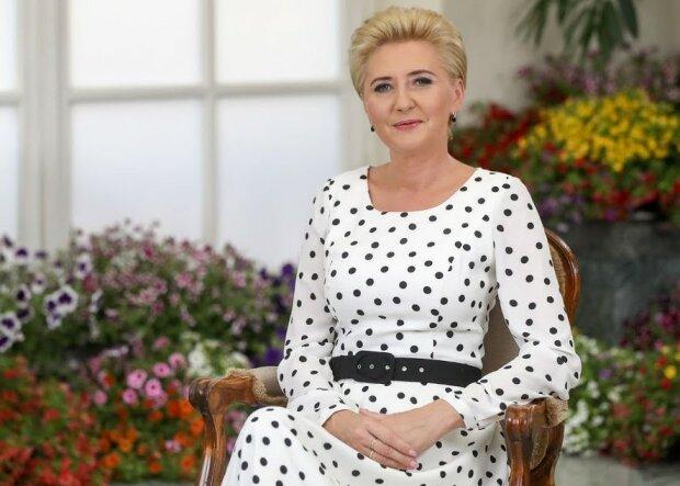 Agata Duda/screen Youtube @Prezydent.pl