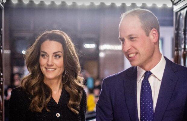 Kate i William. Źródło: Instagram
