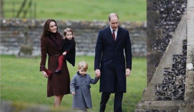 Księżna Kate Midelton i książe William. Źródło: youtube.com