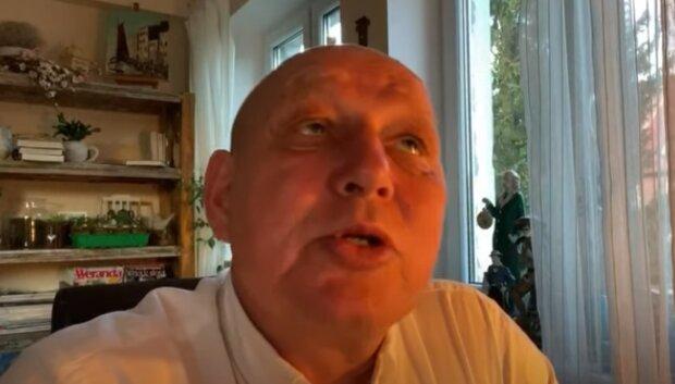 Krzysztof Jackowski. Źródło: Youtube