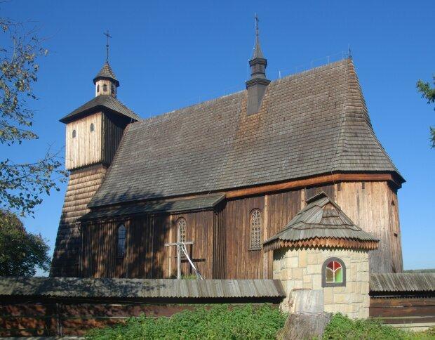 Kościół pw. św. Mikołaja w Lubli
