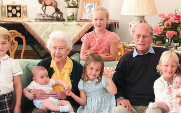 Fotografia rodziny królewskiej/ instagram: theroyalfamily