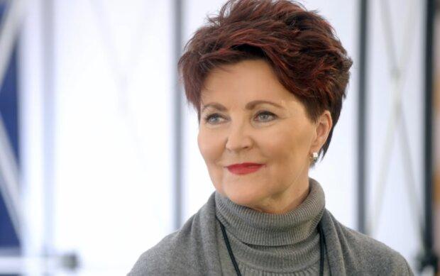 Jolanta Kwaśniewska/ screen youtube