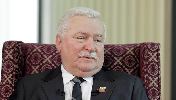 Lech Wałęsa/ YouTube @ Centrum Myśli Jana Pawła II