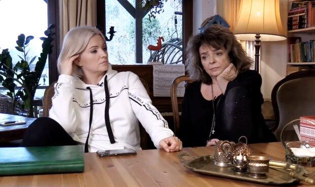 Dorota Szelągowska i Katarzyna Grochola/YouTube @Uwaga! TVN