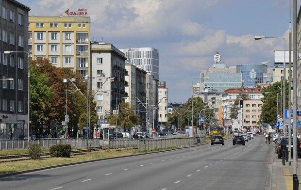 Warszawa, demonstracje