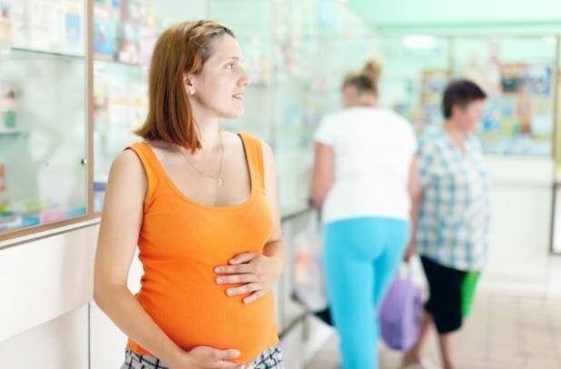 Kobieta w ciąży. Źródło: edziecko.pl