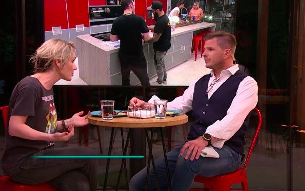 Małgorzata Ohme i Filip Chajzer / YouTube:  tvnpl