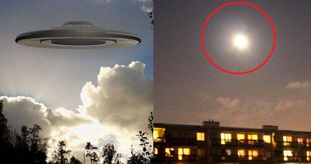 Nieprawdopodobne. Nad Sanokiem na Podkarpaciu przeleciało UFO? Tajemnicze nagranie