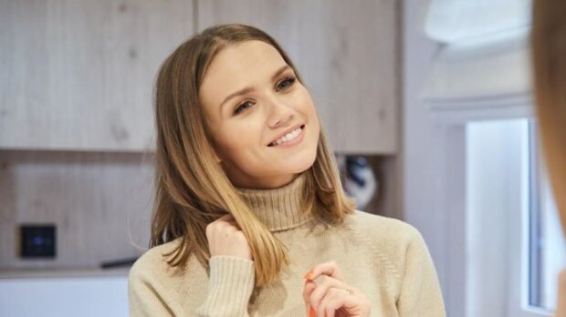 Agnieszka Kaczorowska. Źródło: Instagram