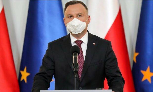 Andrzej Duda/screen YouTube @Prezydent.pl