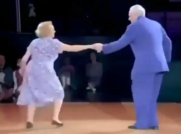 Niezwykły występ taneczny. Ten rock and roll seniorów zrobił furorę w sieci