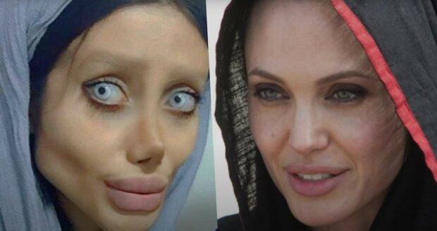 Sahar Tabor, Angelina Jolie YouTube