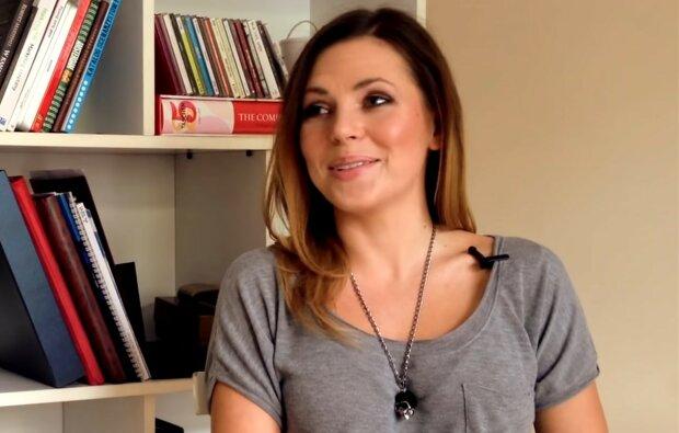 Ola Kwaśniewska/screen Youtube @ŁukaszJakóbiak
