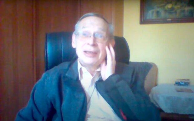 profesor Gut, screen YT