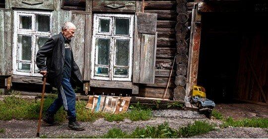 dziadek kupił dom we wsi, screen Google