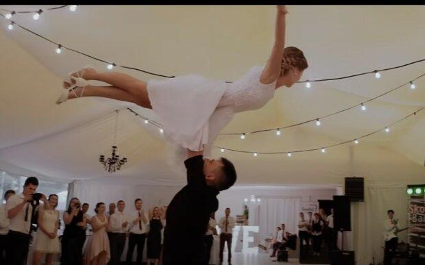 Pierwszy taniec pary z Polski podbija sieć. Internauci są pod wrażeniem. O co chodzi